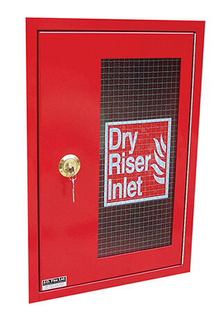 Dry Riser Inlet Cabinet